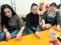игры с масажными мячиками