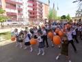 танец с шарами 1